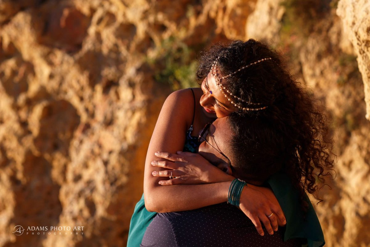 Pre Wedding Photography Algarve Portugal | Saranya + Gobi 5