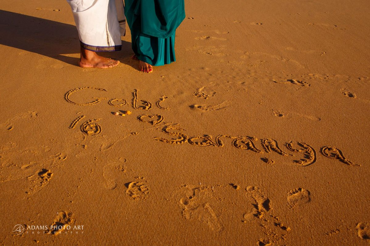 Pre Wedding Photography Algarve Portugal | Saranya + Gobi 6