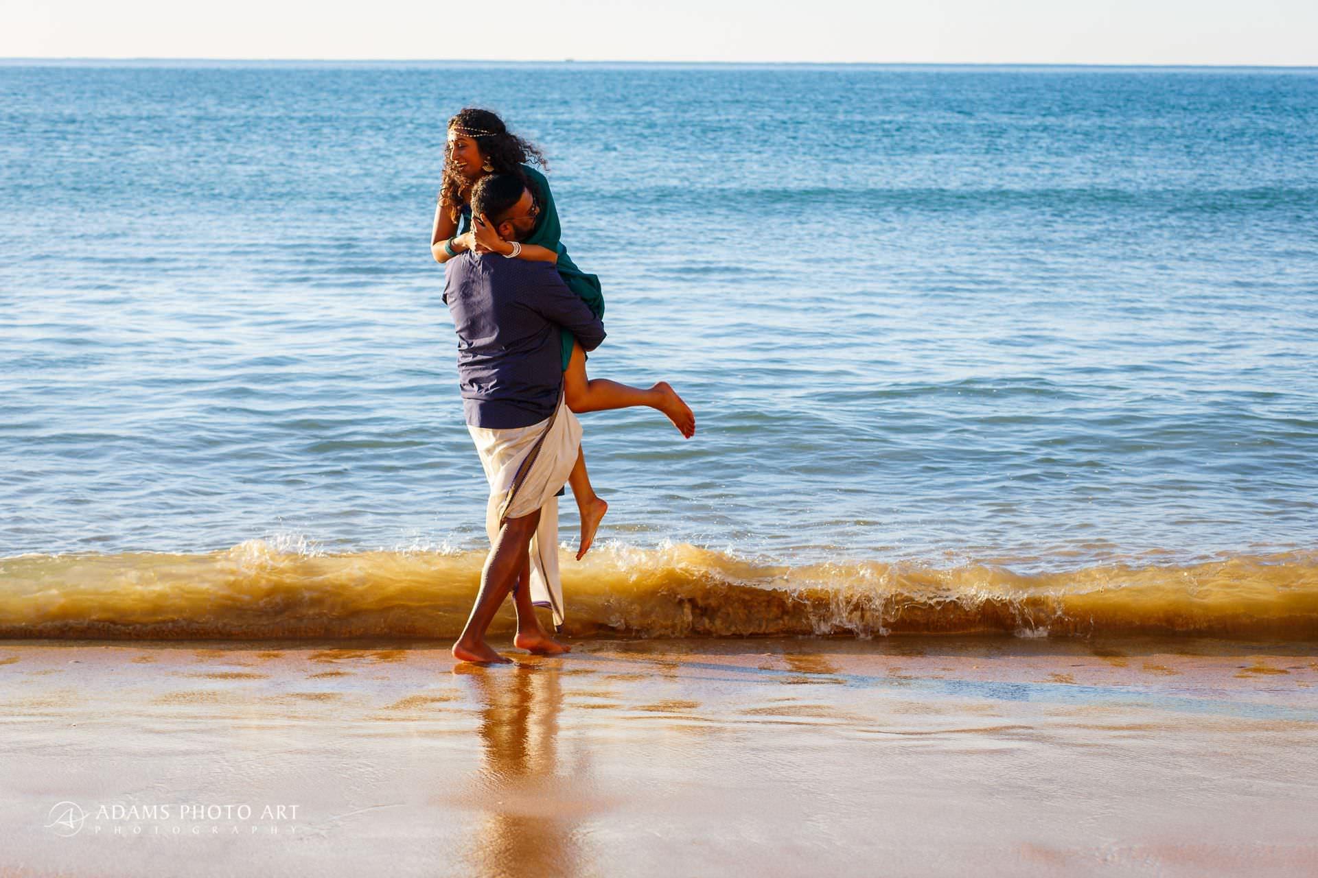Pre Wedding Photography Algarve Portugal | Saranya + Gobi 7