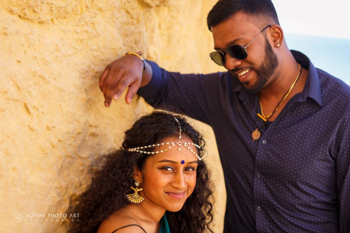 Pre Wedding Photography Algarve Portugal | Saranya + Gobi 10