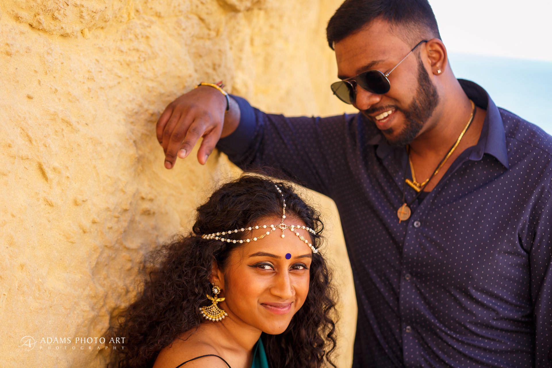 Pre Wedding Photography Algarve Portugal | Saranya + Gobi 10