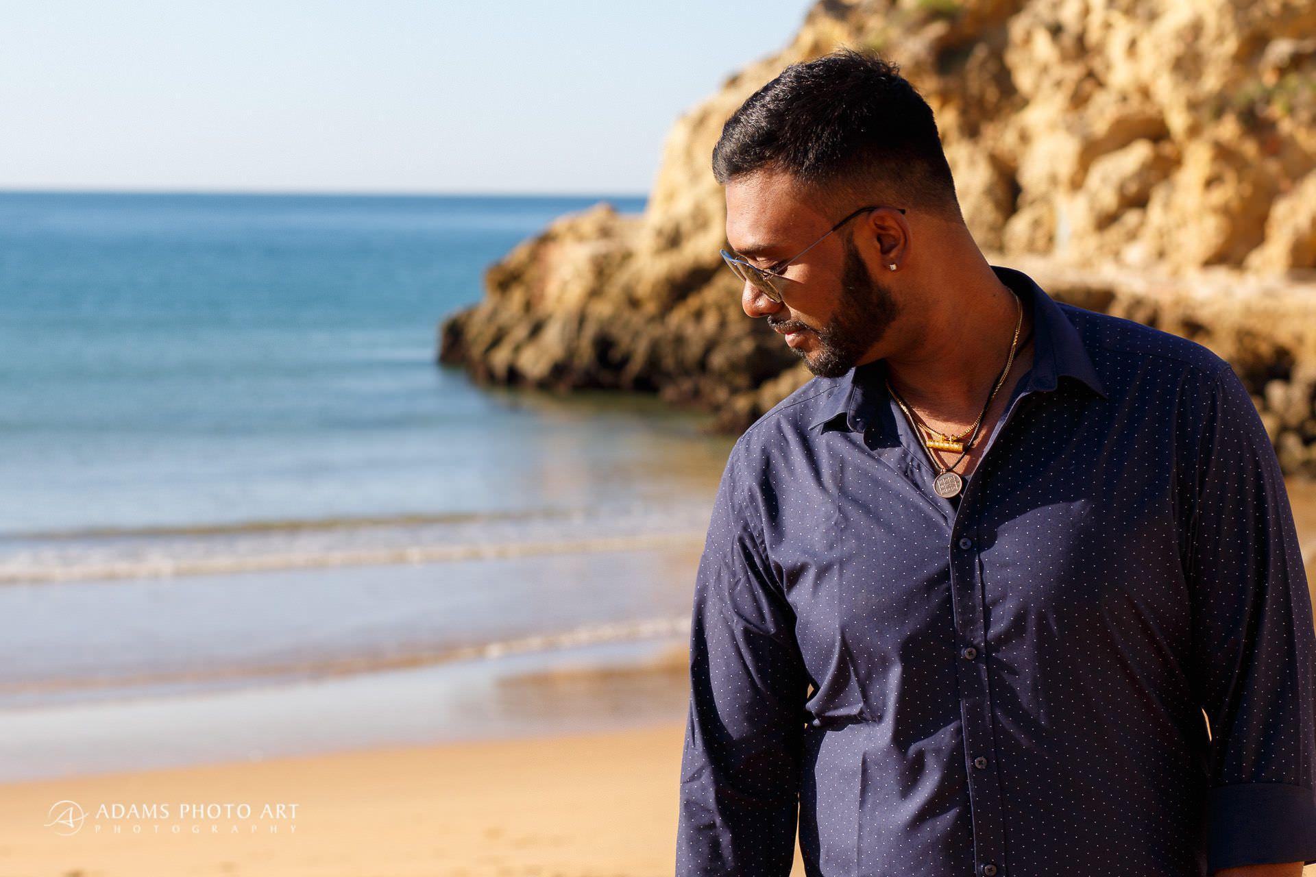 Pre Wedding Photography Algarve Portugal | Saranya + Gobi 11