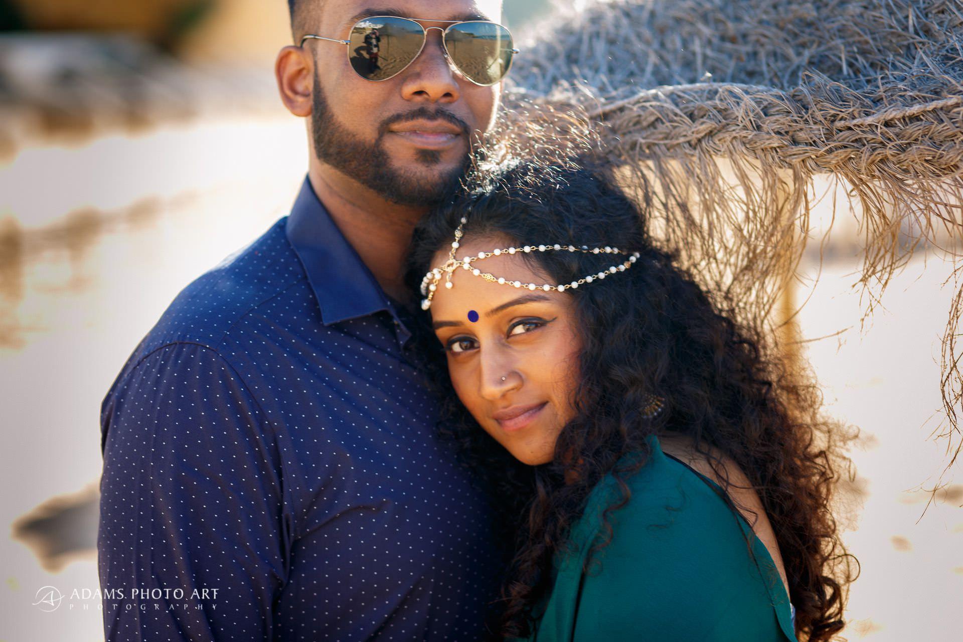 Pre Wedding Photography Algarve Portugal | Saranya + Gobi 13