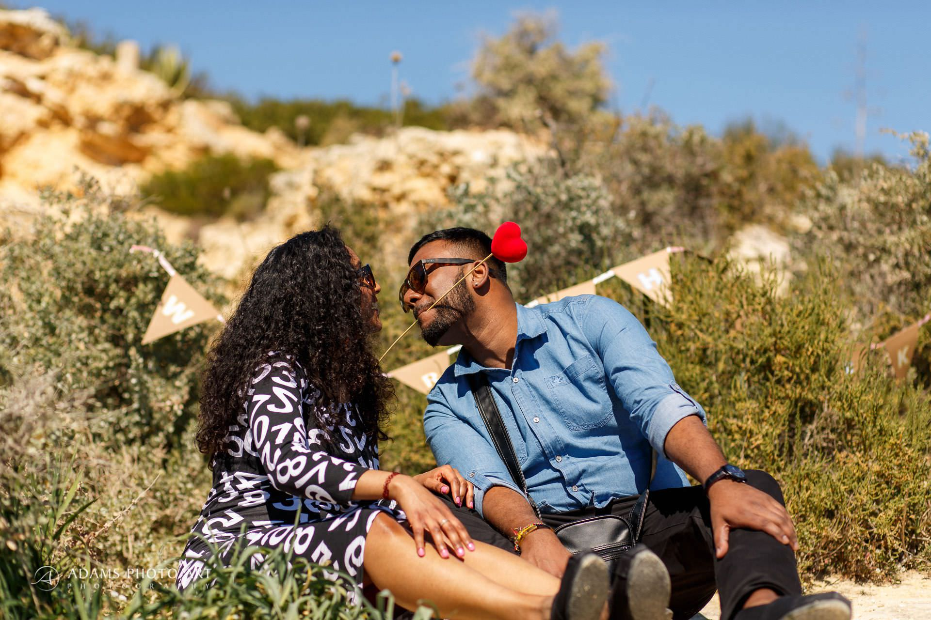 Pre Wedding Photography Algarve Portugal | Saranya + Gobi 16