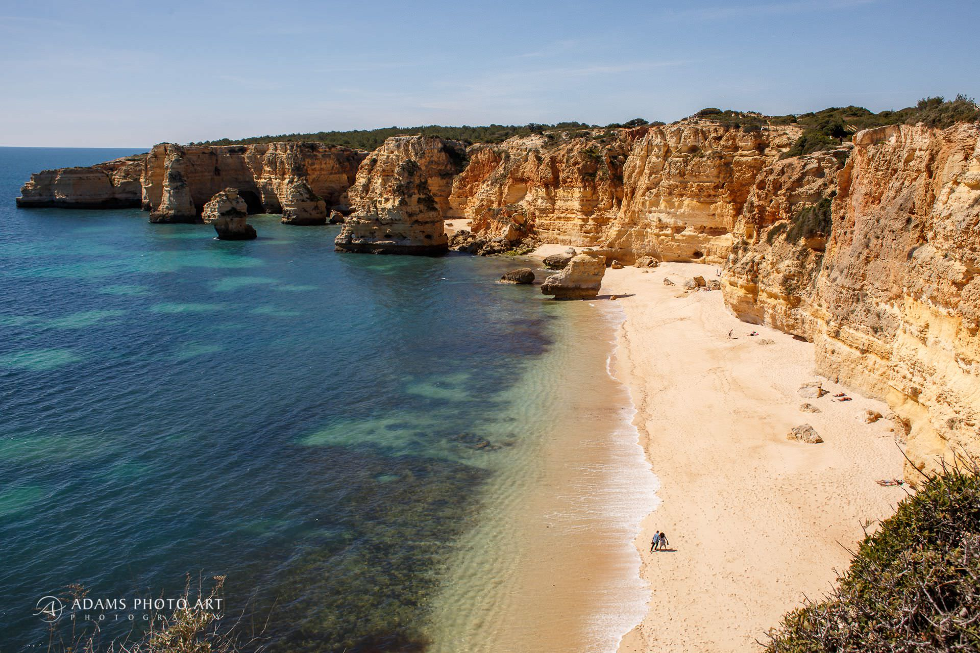 Pre Wedding Photography Algarve Portugal | Saranya + Gobi 19