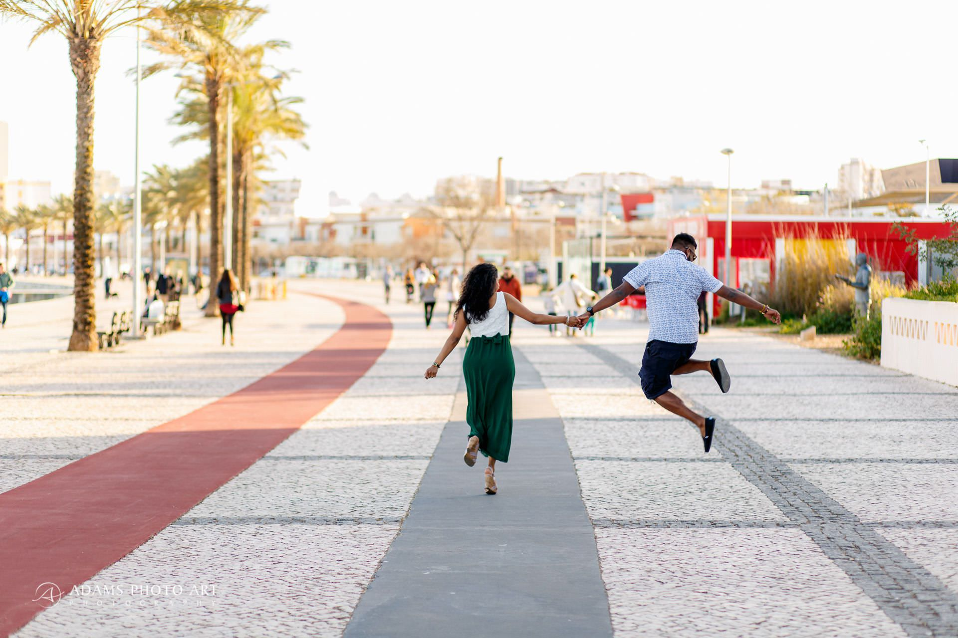 Pre Wedding Photography Algarve Portugal | Saranya + Gobi 23