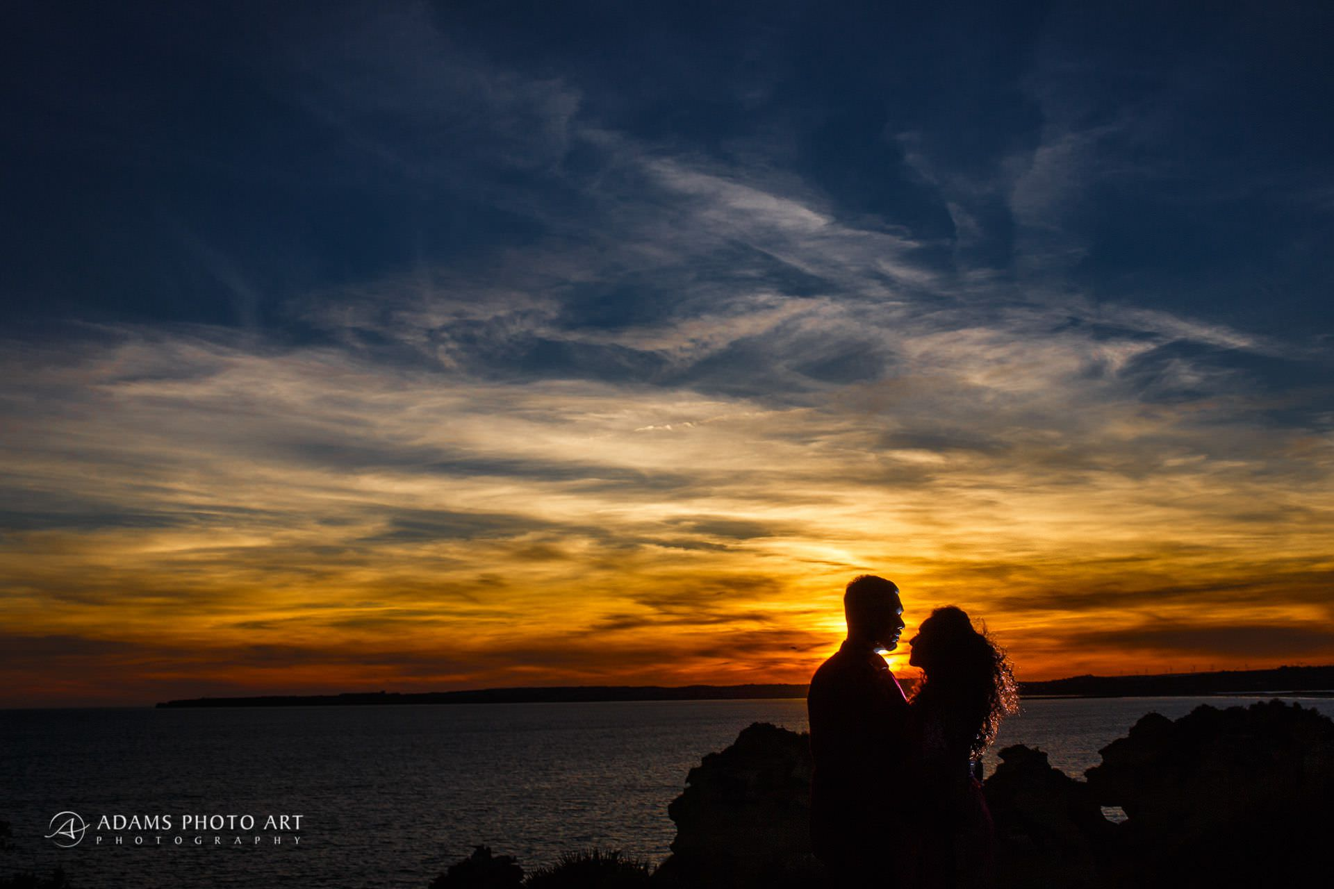 Pre Wedding Photography Algarve Portugal | Saranya + Gobi 25