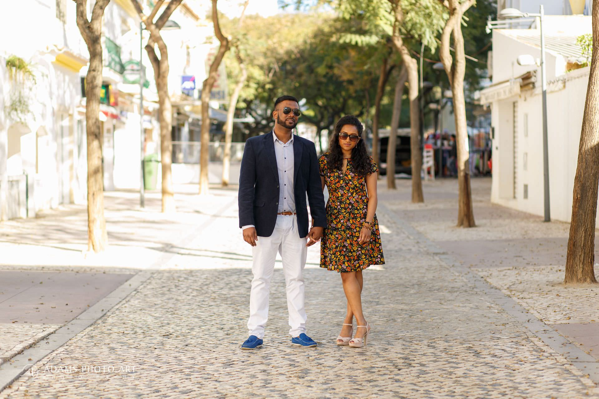 Pre Wedding Photography Algarve Portugal | Saranya + Gobi 29