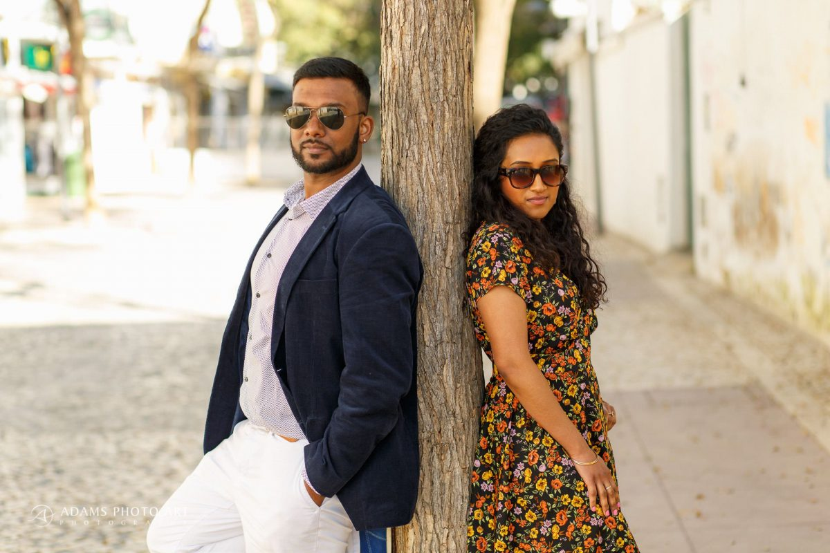 Pre Wedding Photography Algarve Portugal | Saranya + Gobi 30