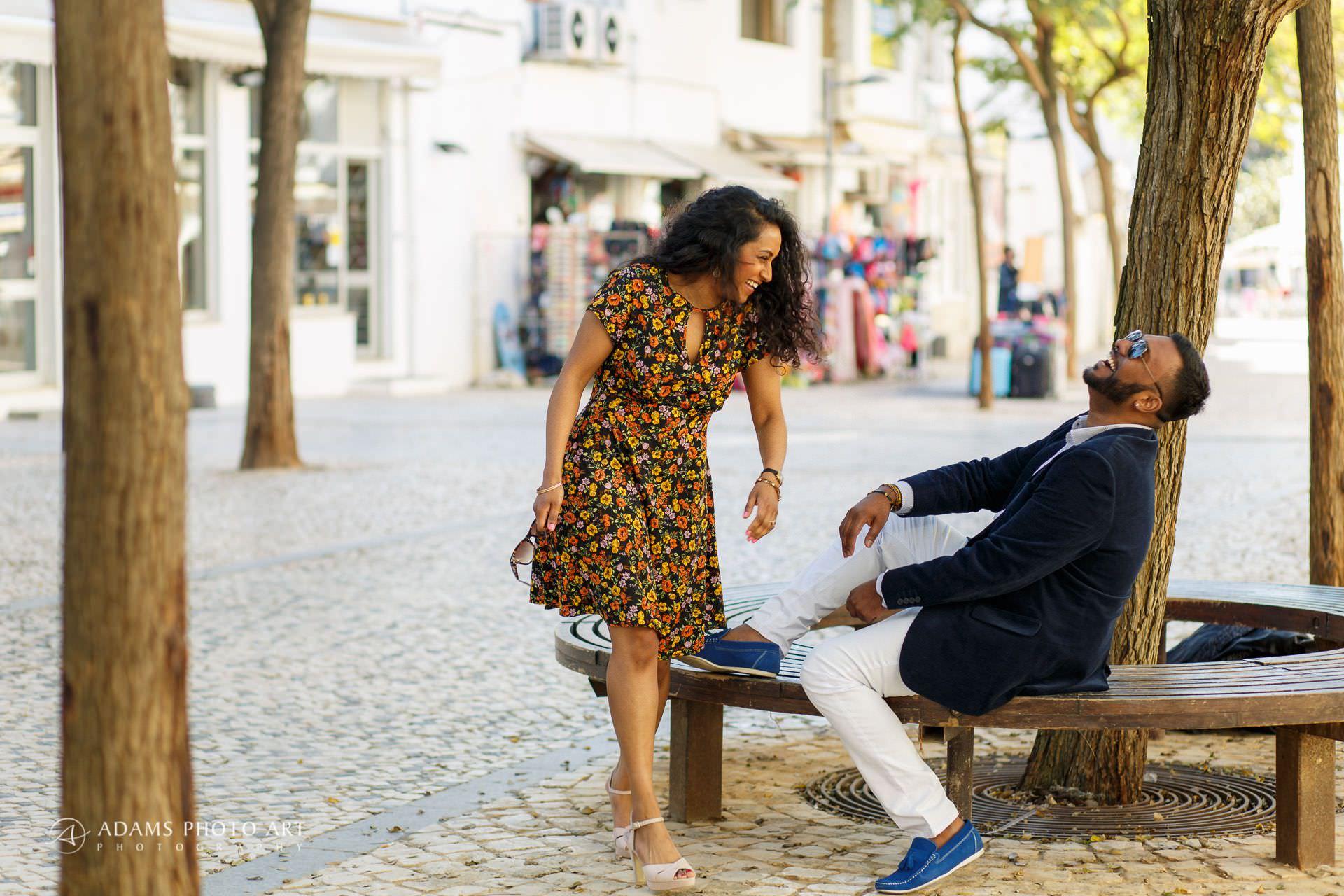 Pre Wedding Photography Algarve Portugal | Saranya + Gobi 31
