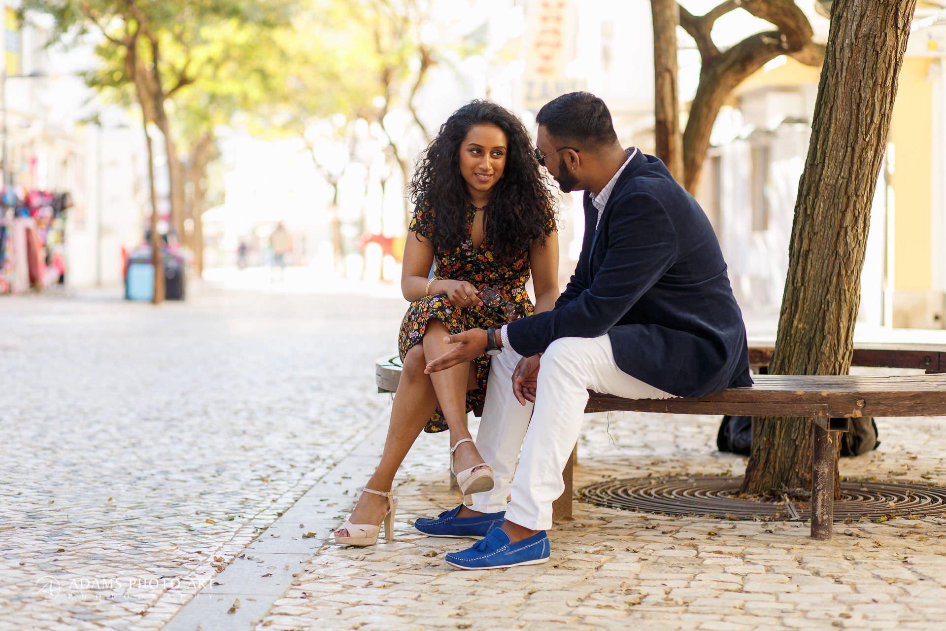 Pre Wedding Photography Algarve Portugal | Saranya + Gobi 32