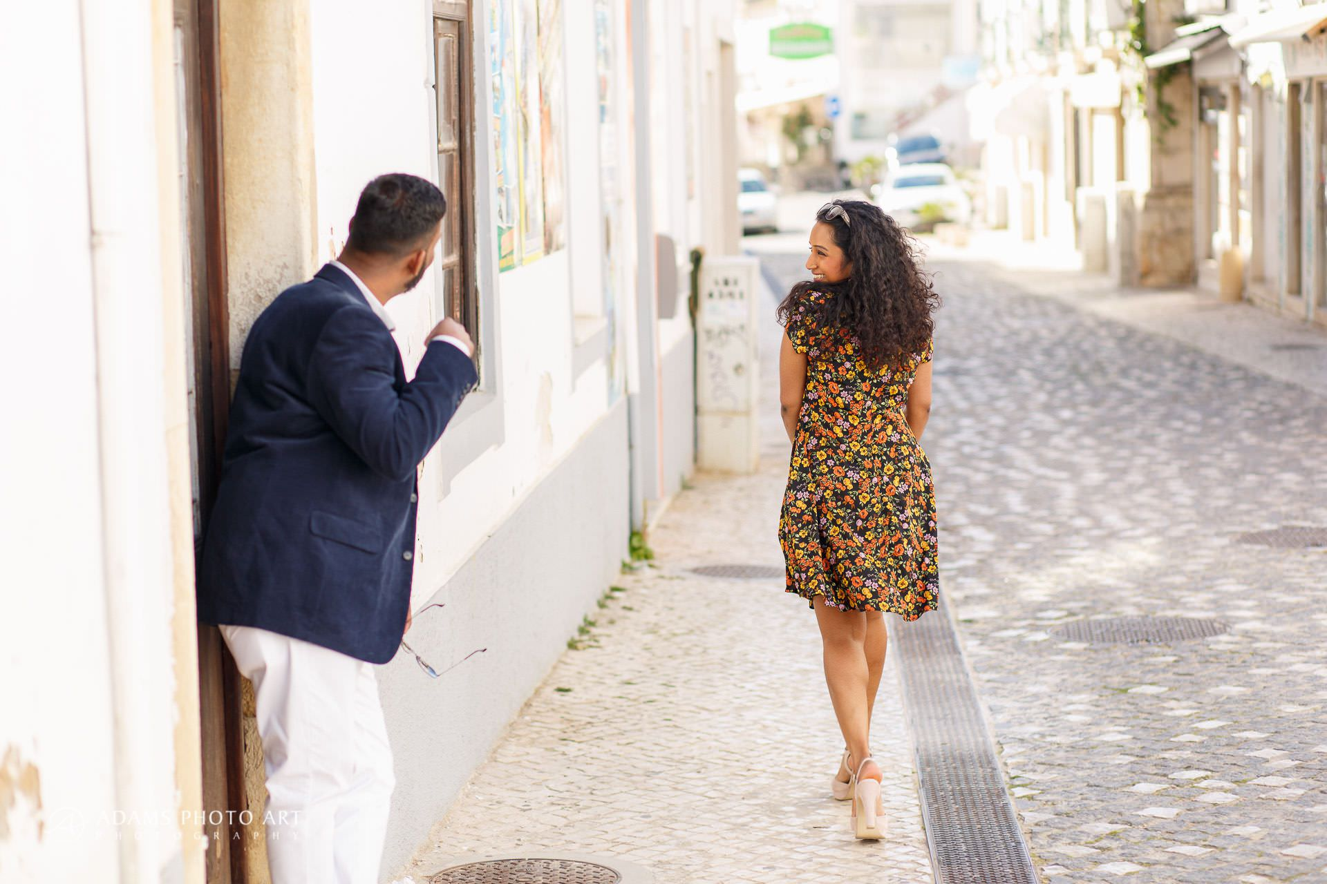 Pre Wedding Photography Algarve Portugal | Saranya + Gobi 37
