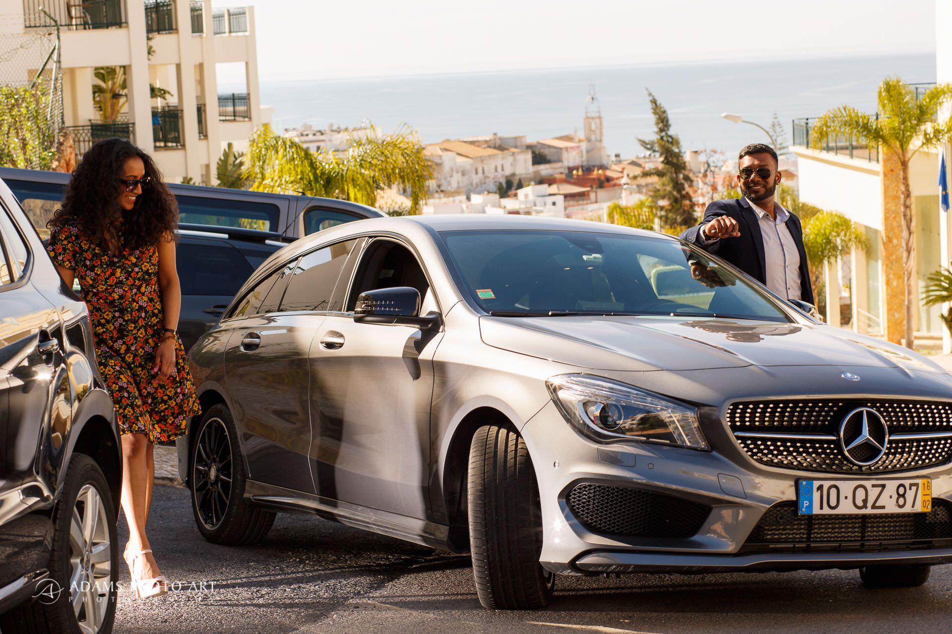 Pre Wedding Photography Algarve Portugal | Saranya + Gobi 1
