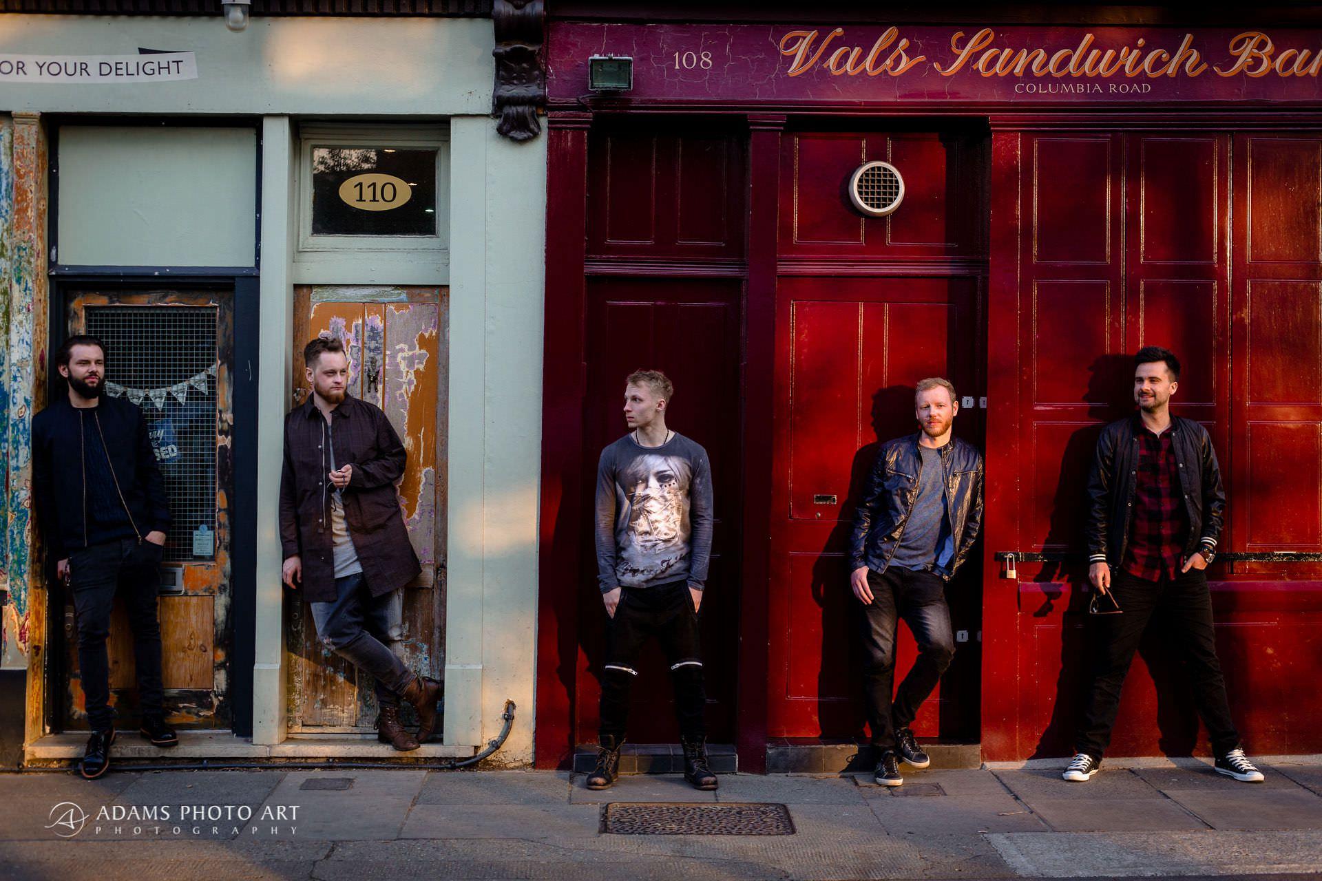 LemON Band in London 14