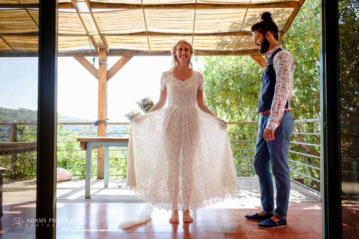 Destination Beach Wedding Photography Israel | Josefin + Asaf 20