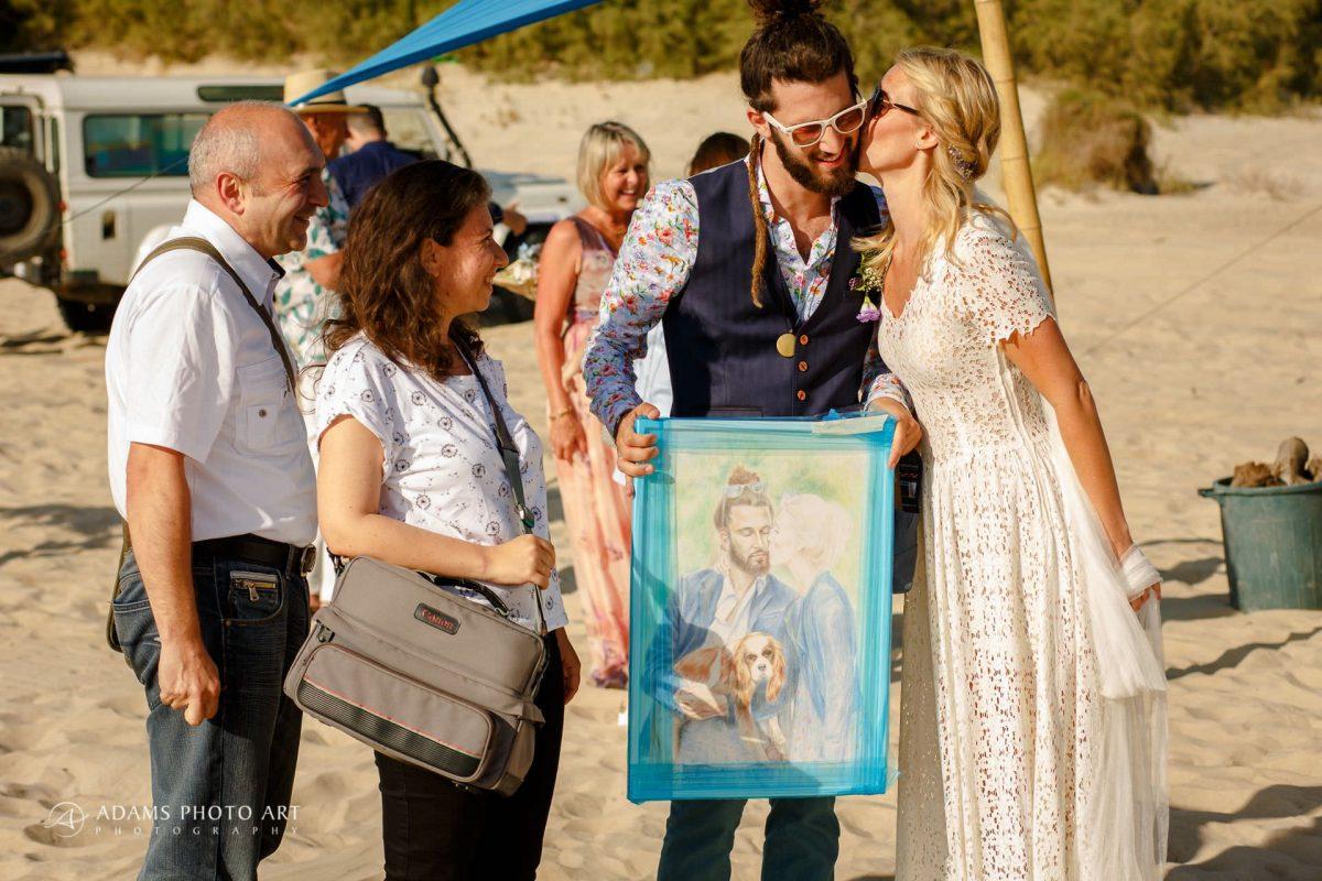 Destination Beach Wedding Photography Israel | Josefin + Asaf 26