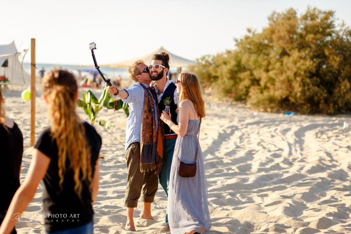 Destination Beach Wedding Photography Israel | Josefin + Asaf 30