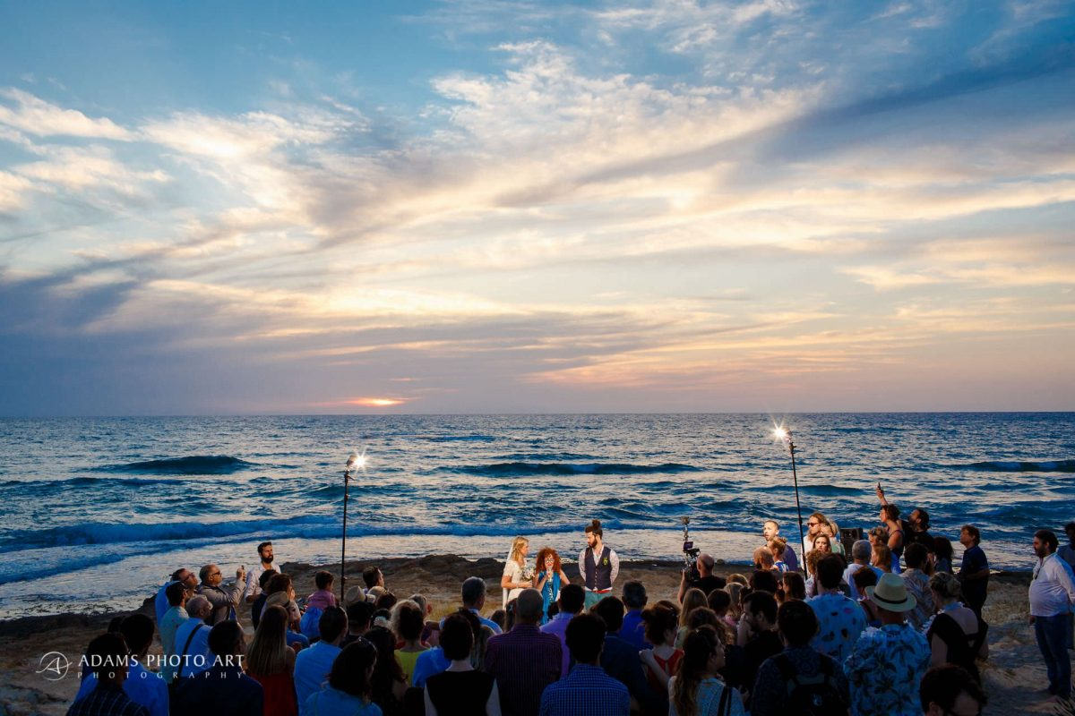 Destination Beach Wedding Photography Israel | Josefin + Asaf 40