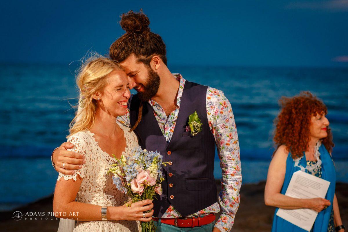 Destination Beach Wedding Photography Israel | Josefin + Asaf 42