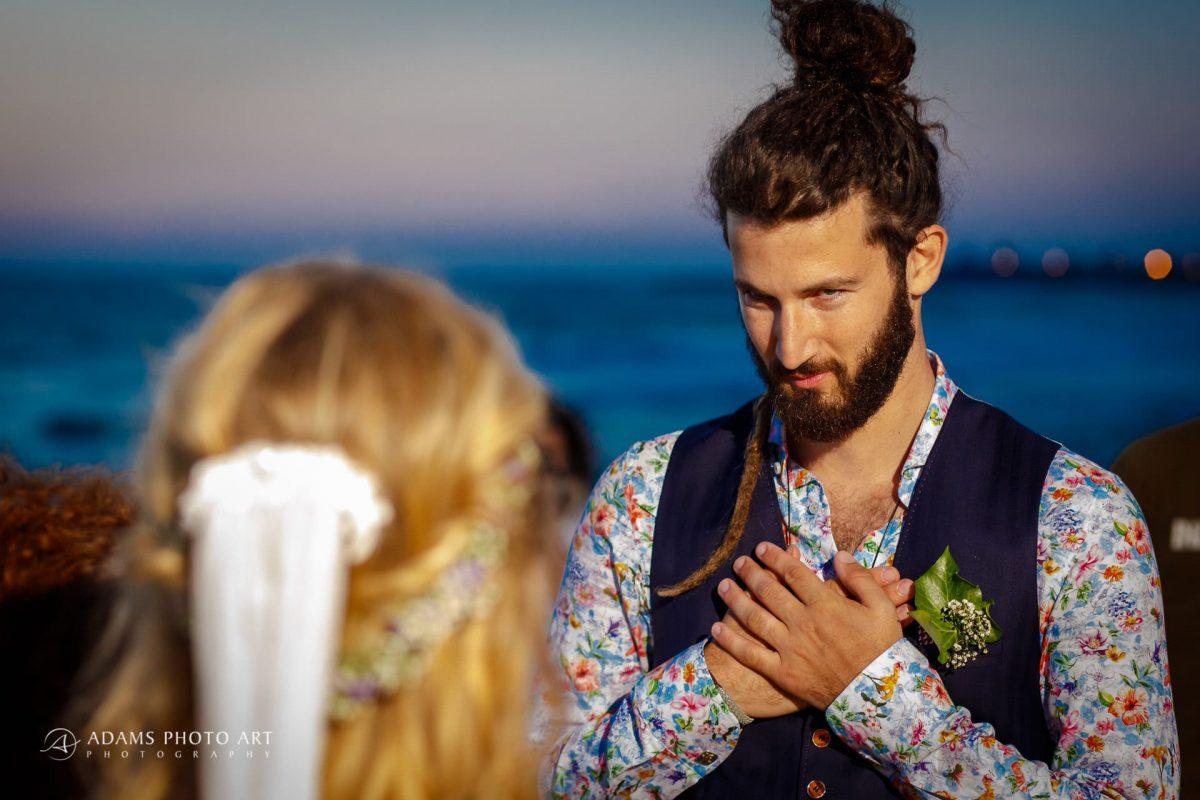 Destination Beach Wedding Photography Israel | Josefin + Asaf 45