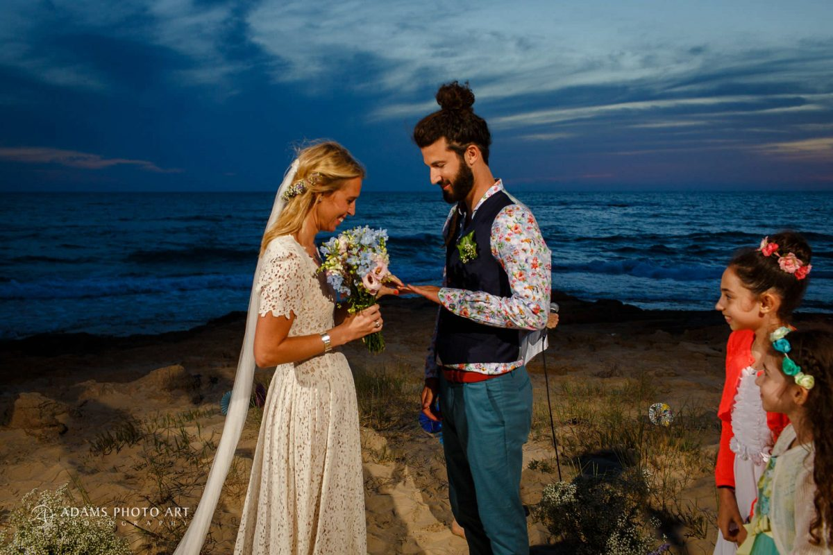 Destination Beach Wedding Photography Israel | Josefin + Asaf 47