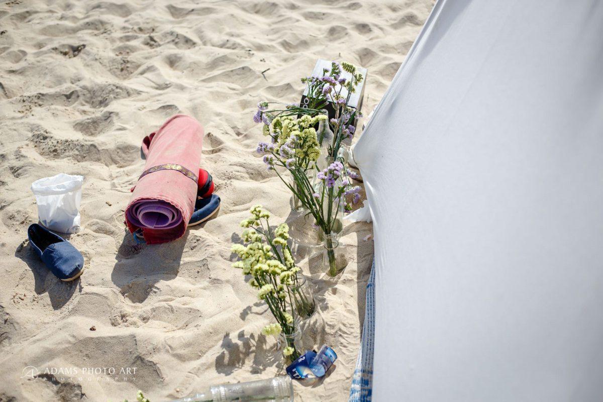 wedding on the Israeli beach
