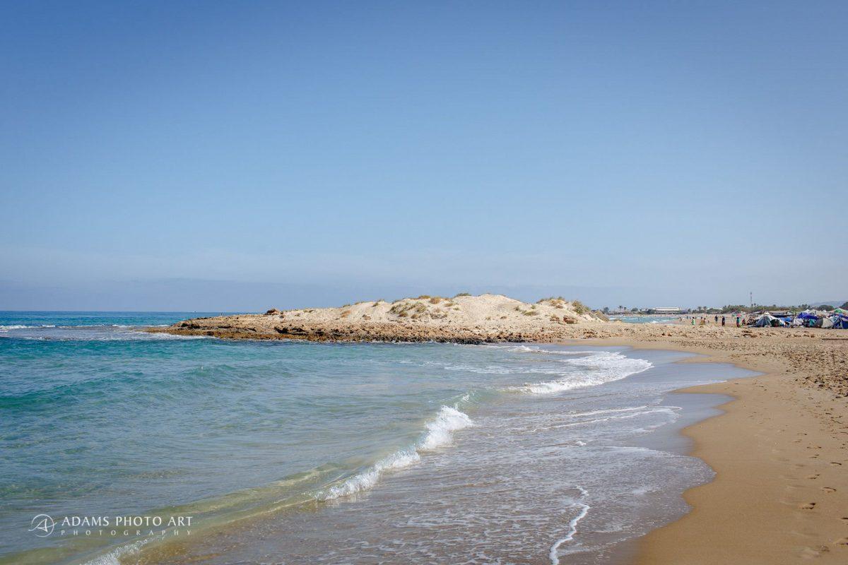 israeli beach the wedding photos