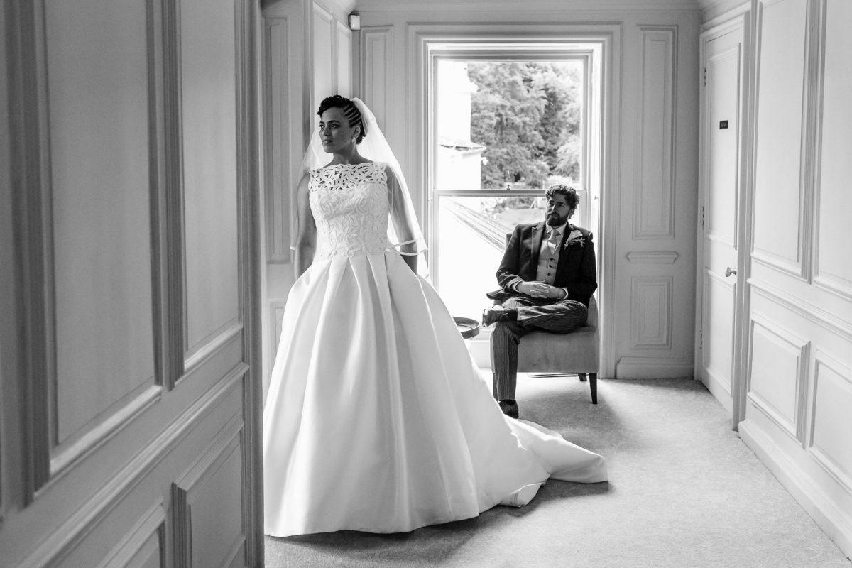black and white wedding photography portfolio