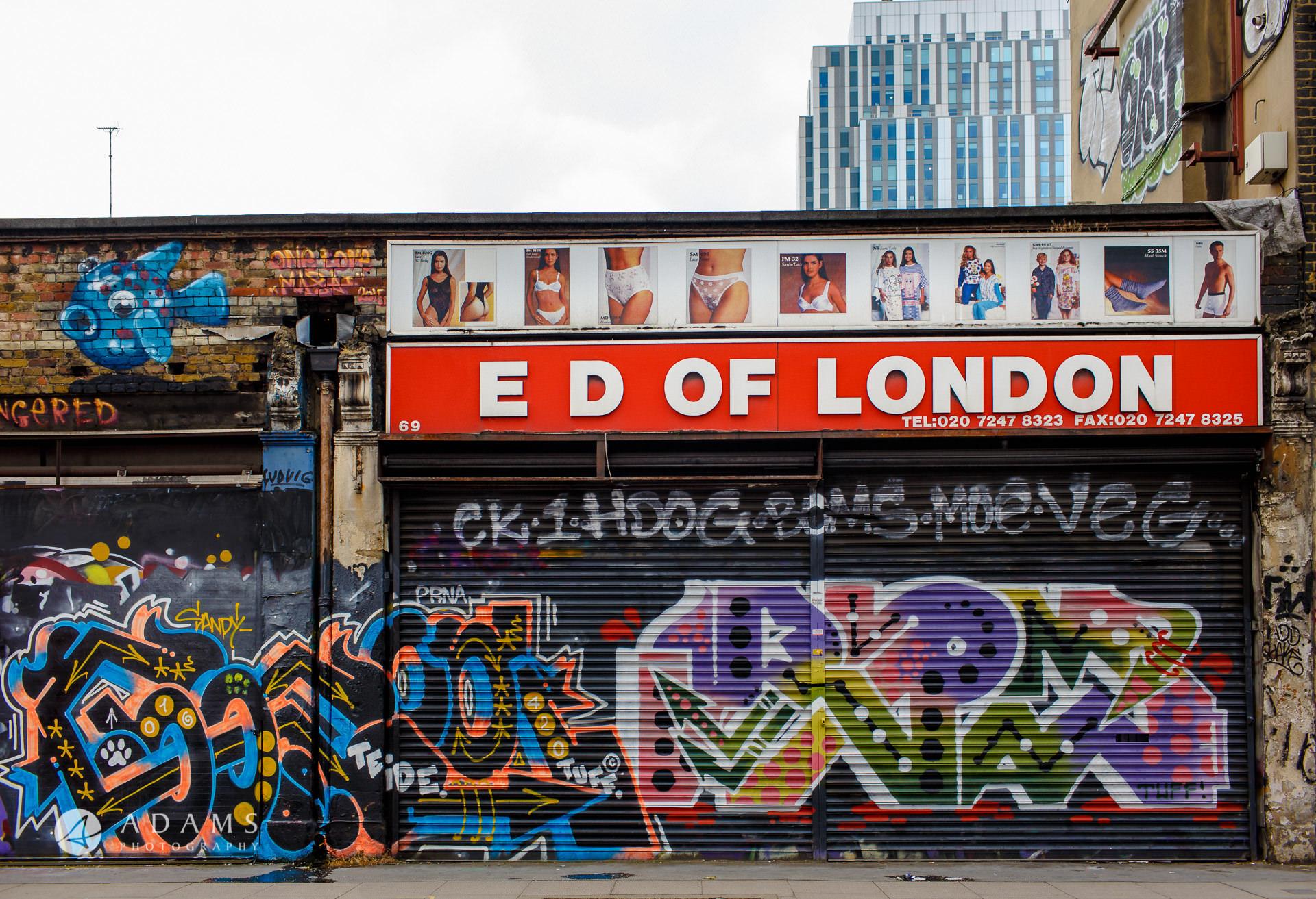 Ed of London Shop