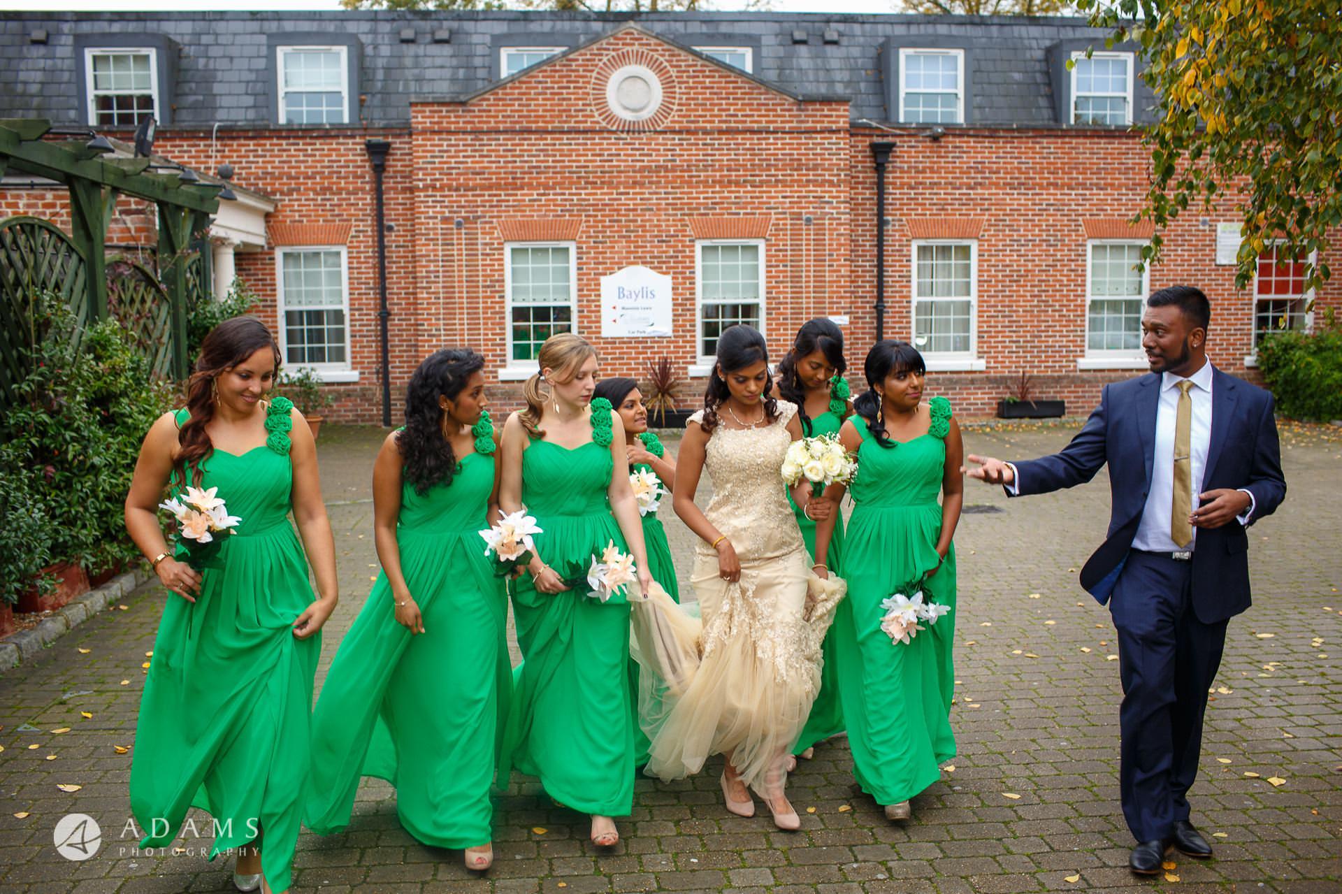 Baylis House Wedding Photographer | Sara + Anojan 10