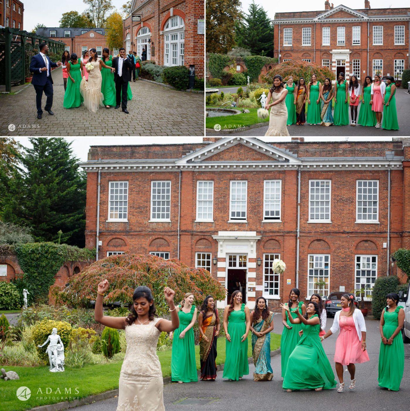 Baylis House Wedding Photographer | Sara + Anojan 18