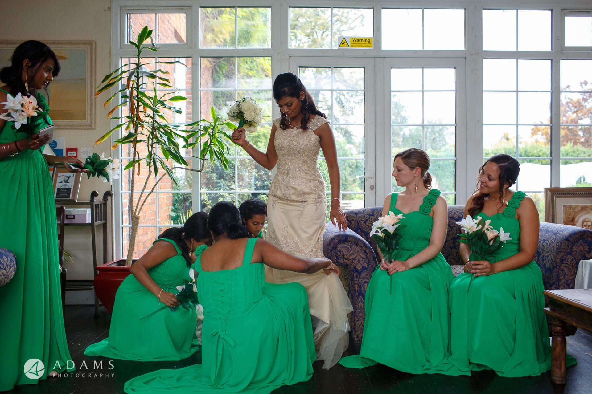 Baylis House Wedding Photographer | Sara + Anojan 9