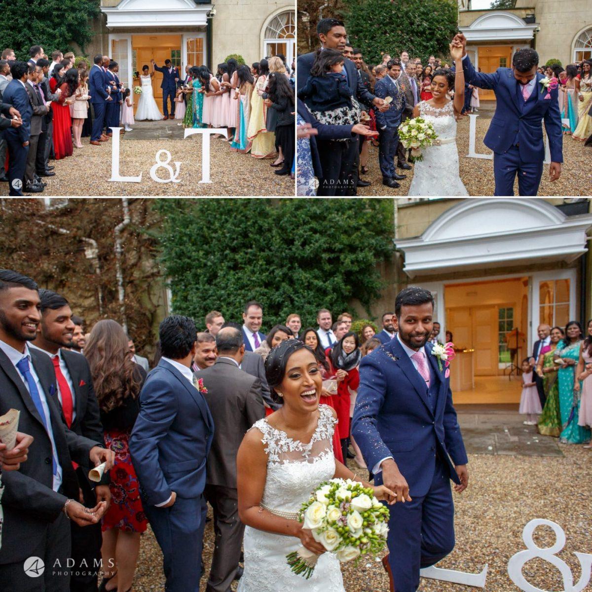 Northbrook Park Wedding Photography | Twa + Len 17