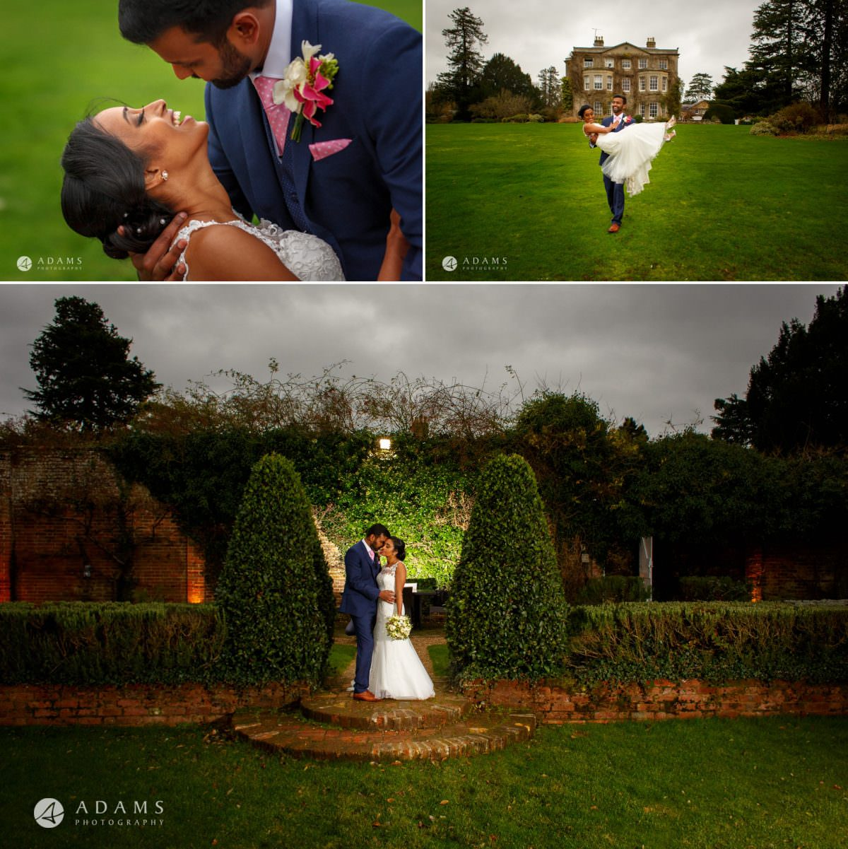 Northbrook Park Wedding Photography | Twa + Len 23