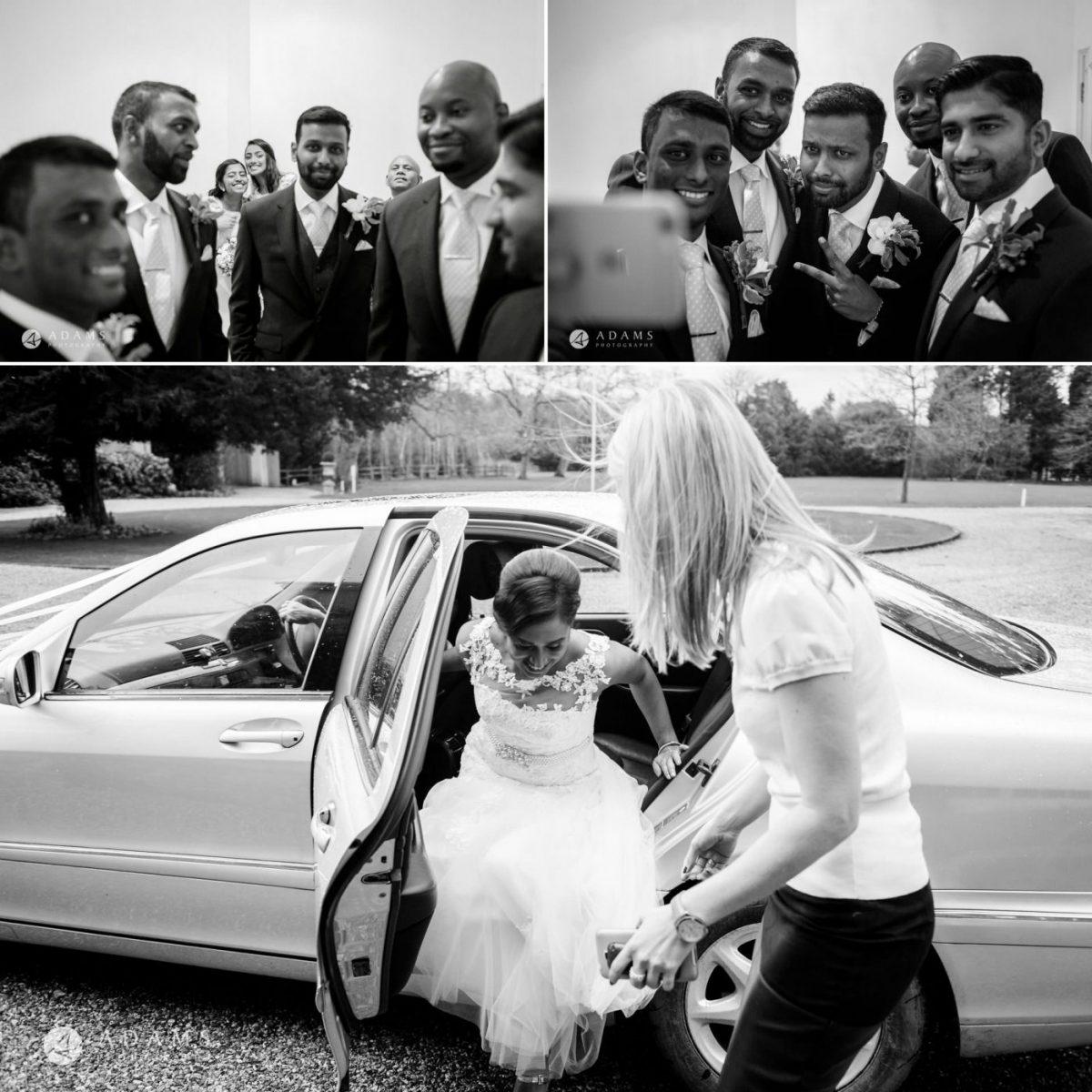 Northbrook Park Wedding Photography | Twa + Len 7