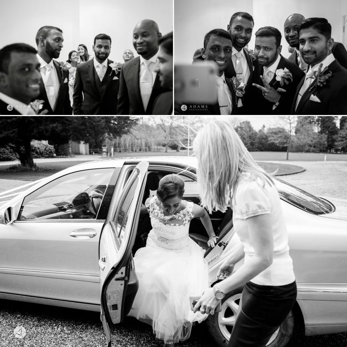 Northbrook Park Wedding Photography | Twa + Len 7