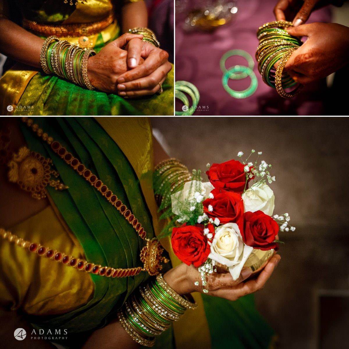 Oshwal Centre Wedding Photos | Twa + Len 1
