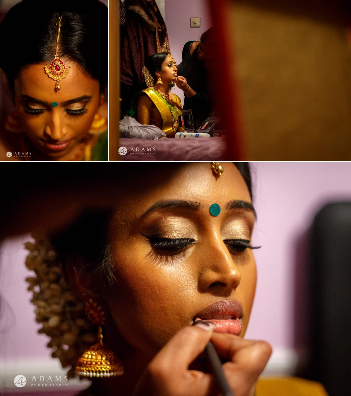 Oshwal Centre Wedding Photos | Twa + Len 3