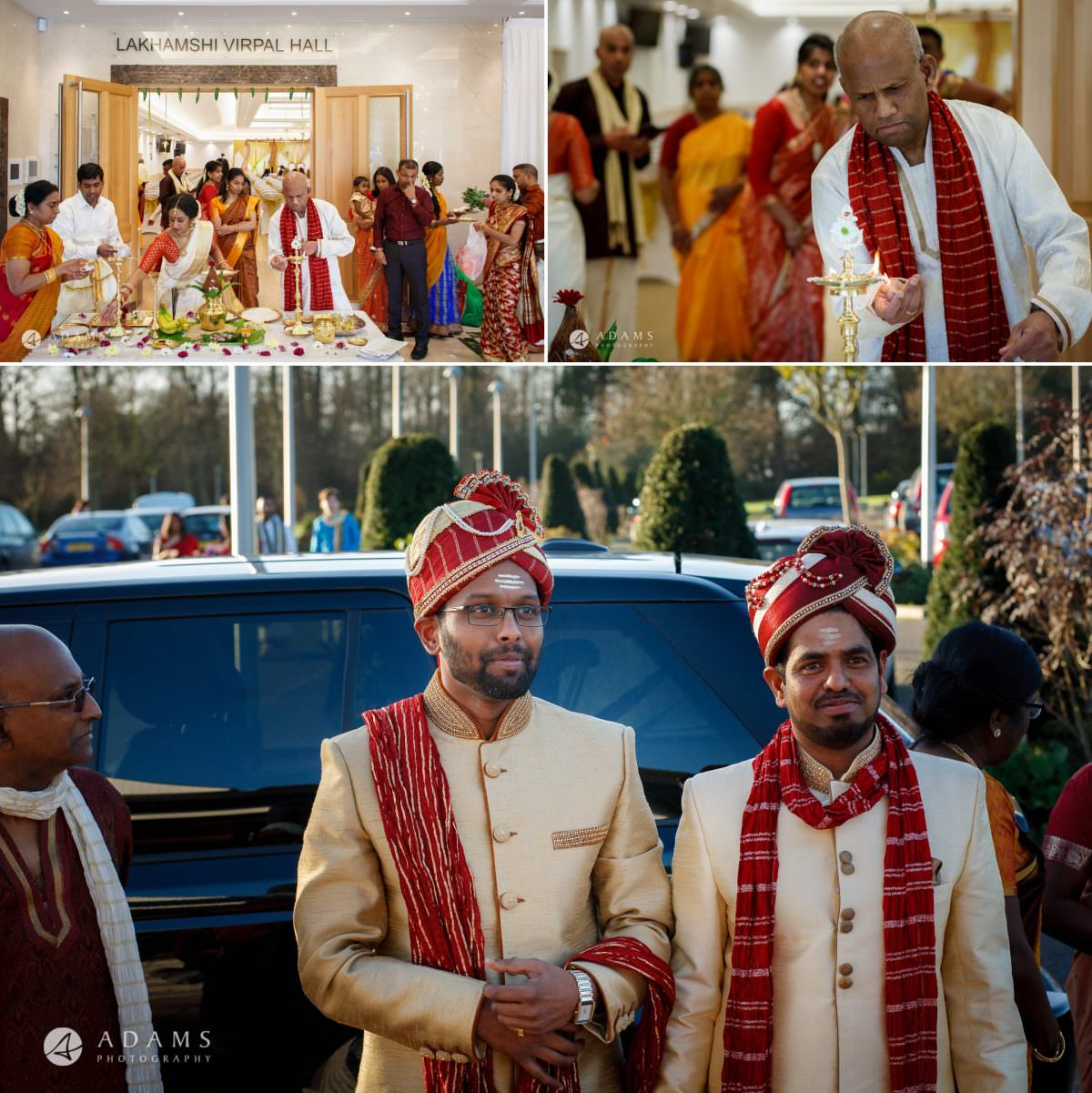 Oshwal Centre Wedding Photos | Twa + Len 9