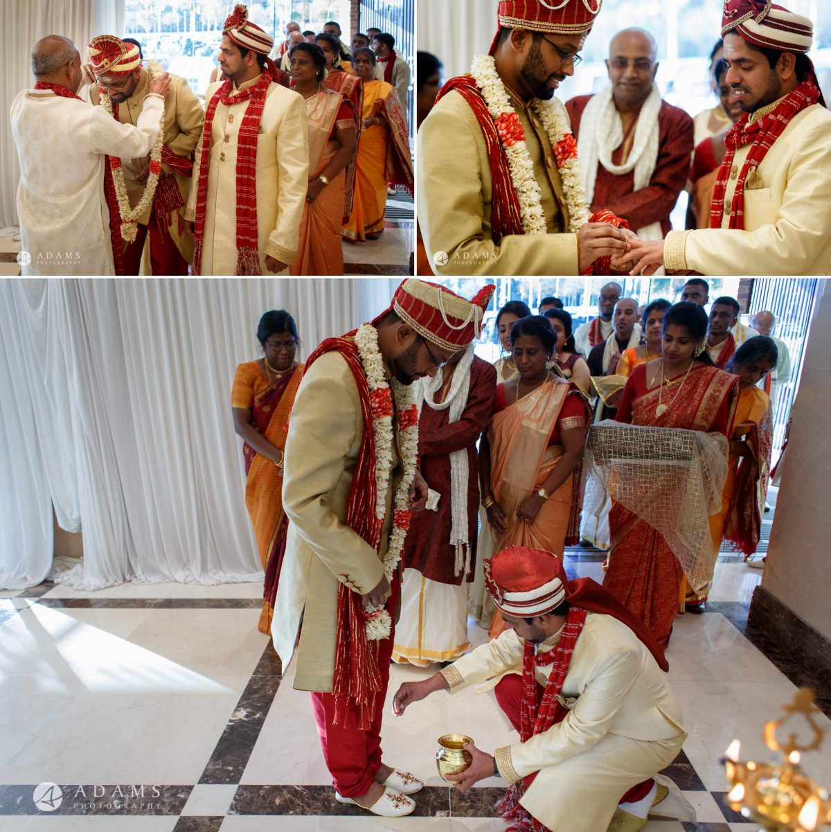 Oshwal Centre Wedding Photos | Twa + Len 10