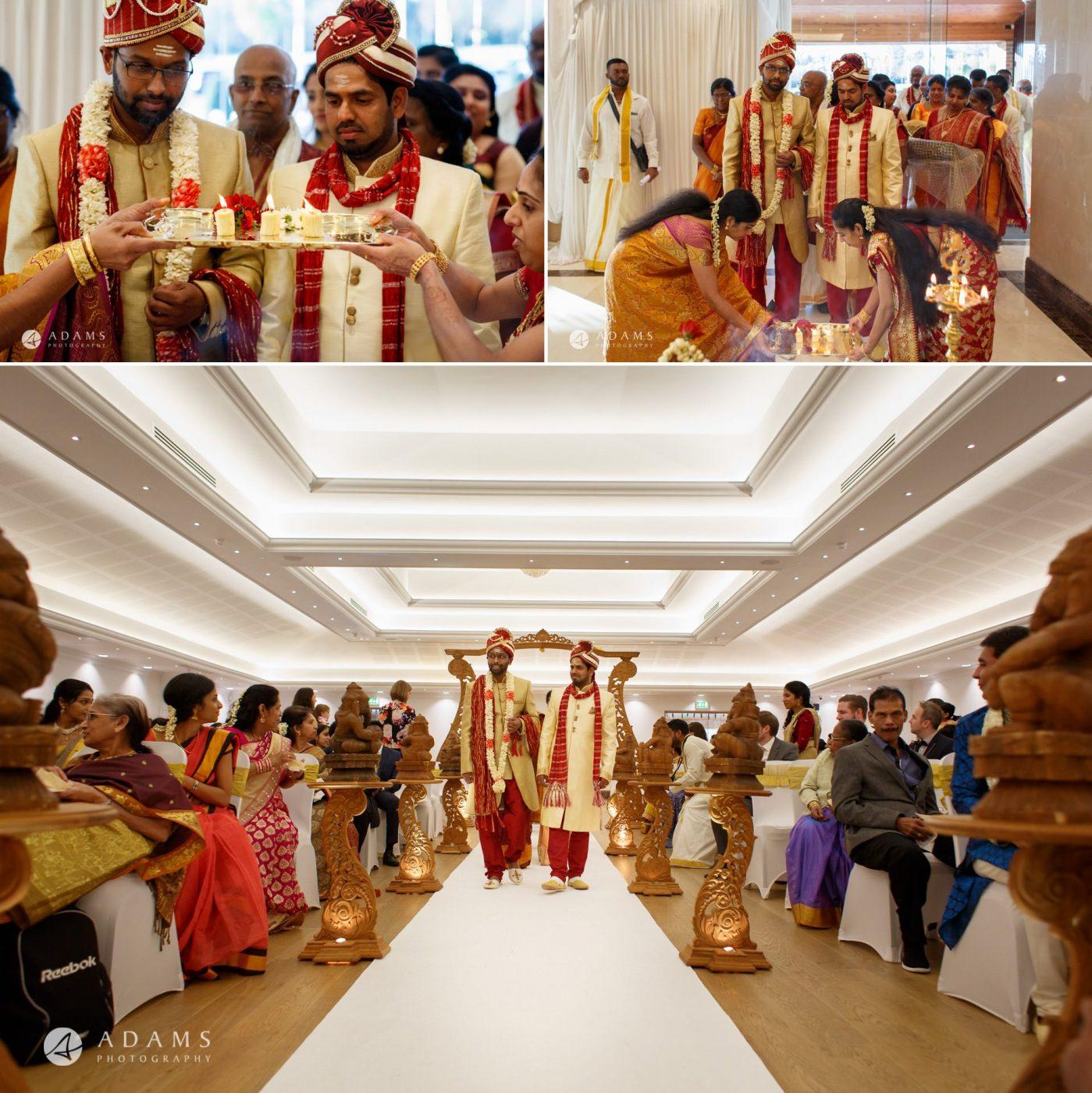 Oshwal Centre Wedding Photos   Twa + Len 11