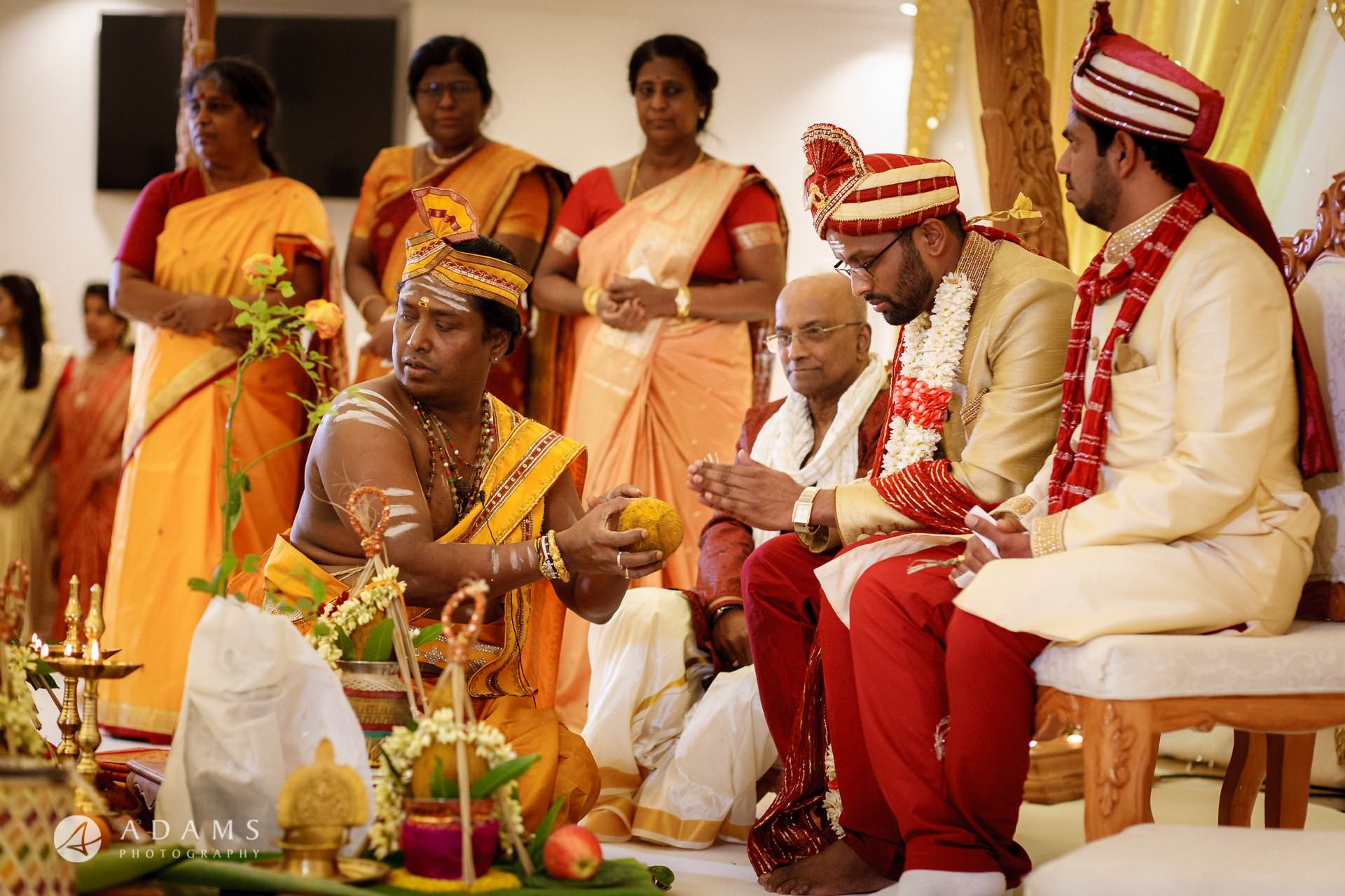 Oshwal Centre Wedding Photos   Twa + Len 15