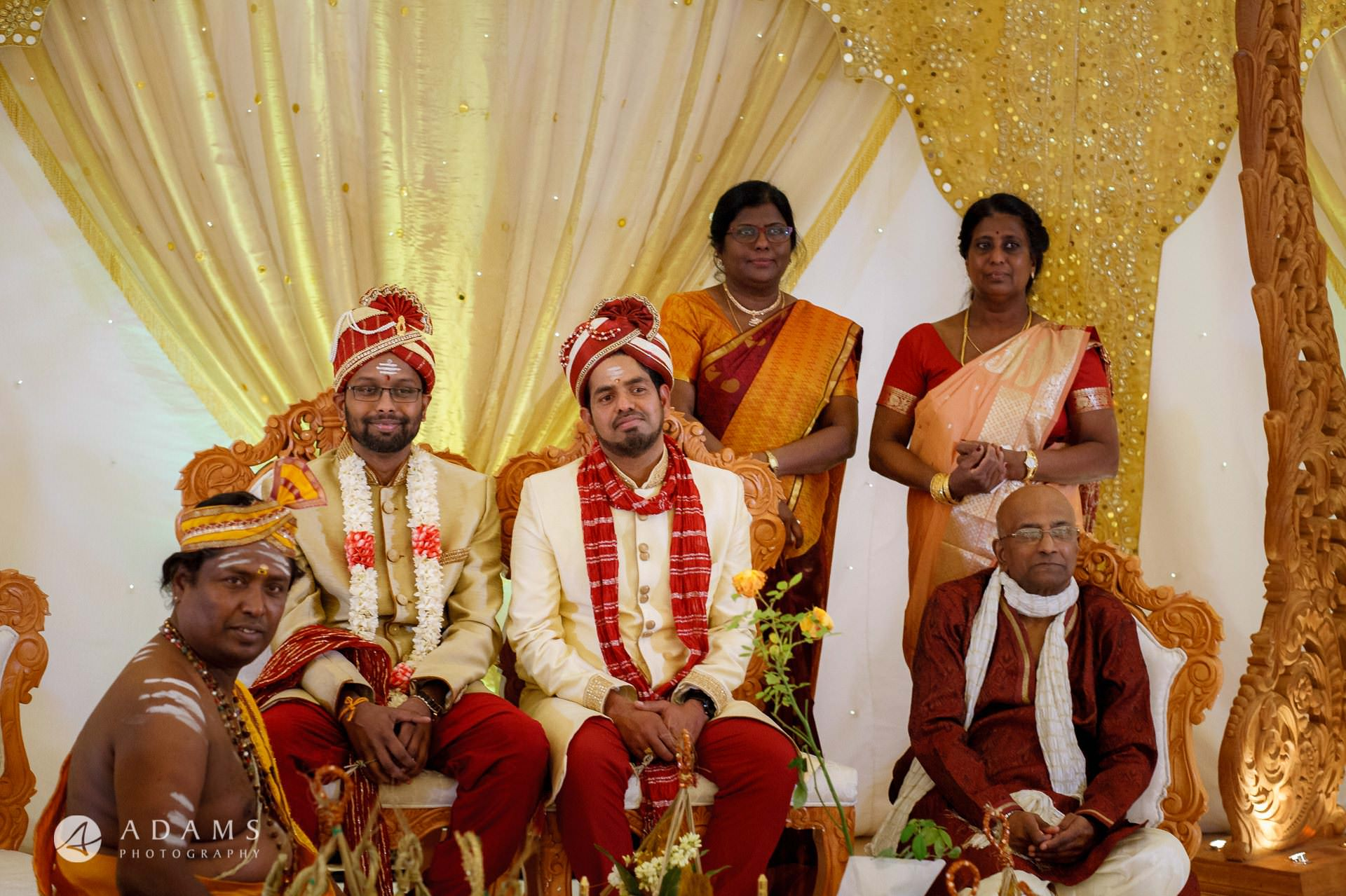 Oshwal Centre Wedding Photos   Twa + Len 16
