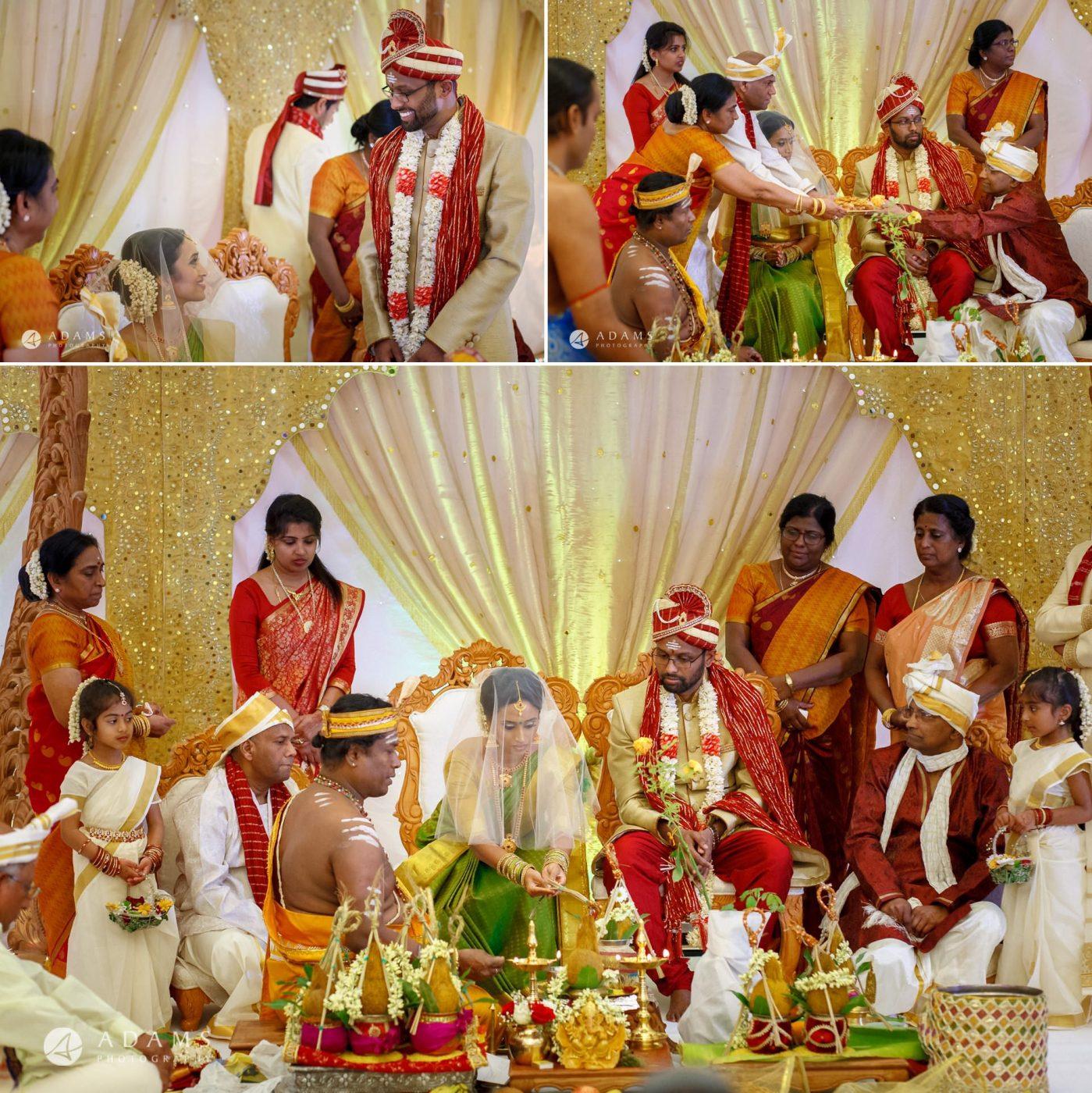 Oshwal Centre Wedding Photos   Twa + Len 19