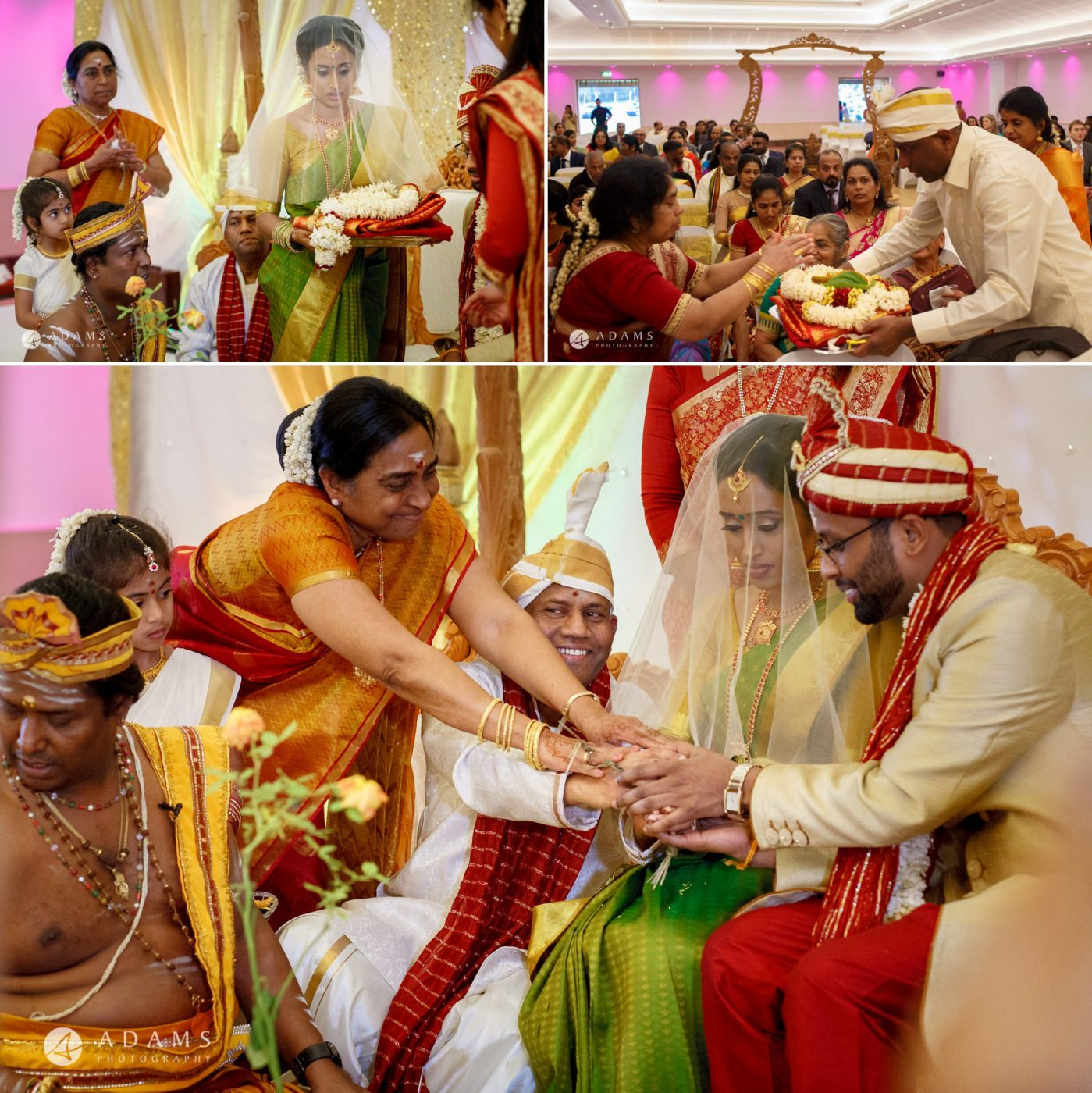Oshwal Centre Wedding Photos   Twa + Len 20