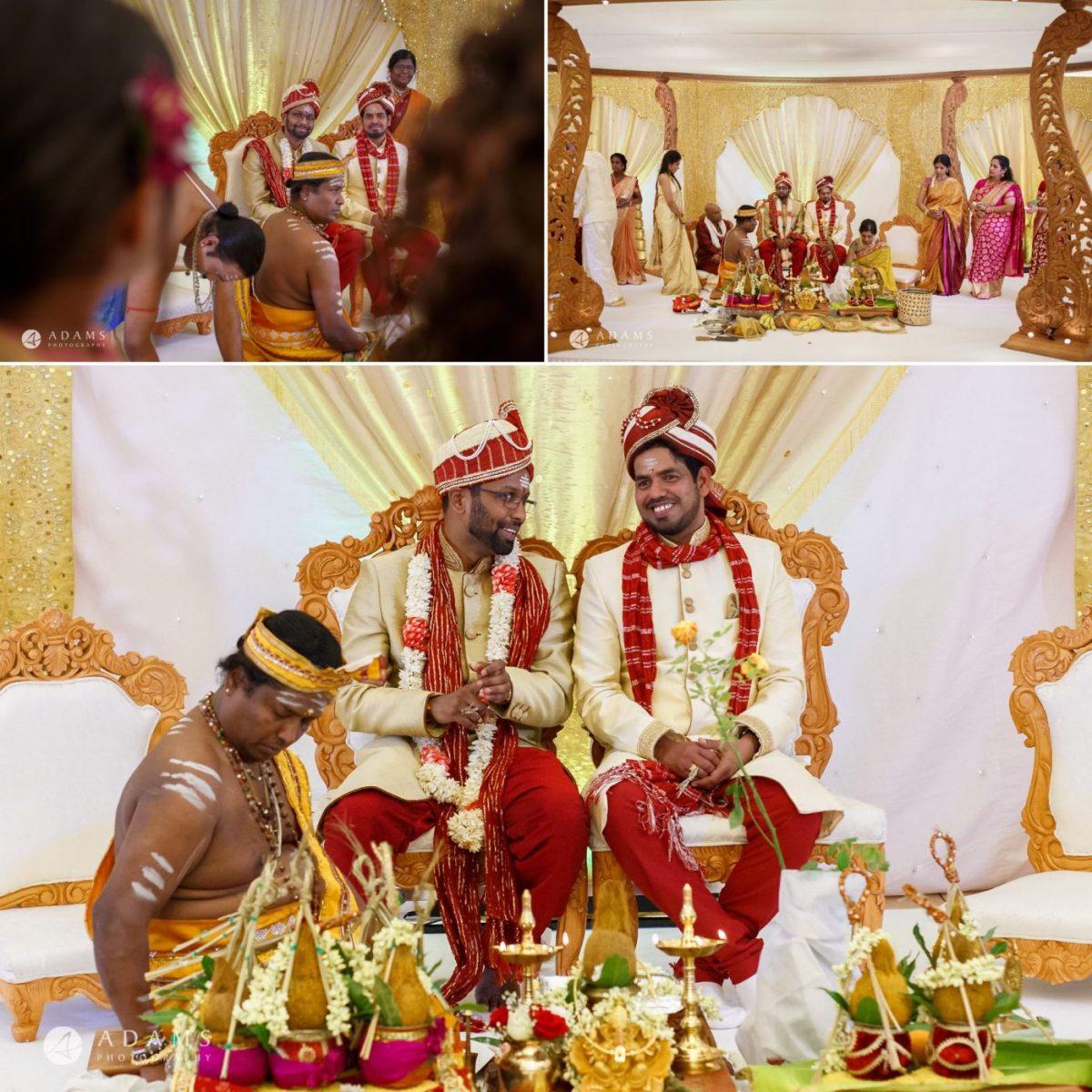 Oshwal Centre Wedding Photos   Twa + Len 21