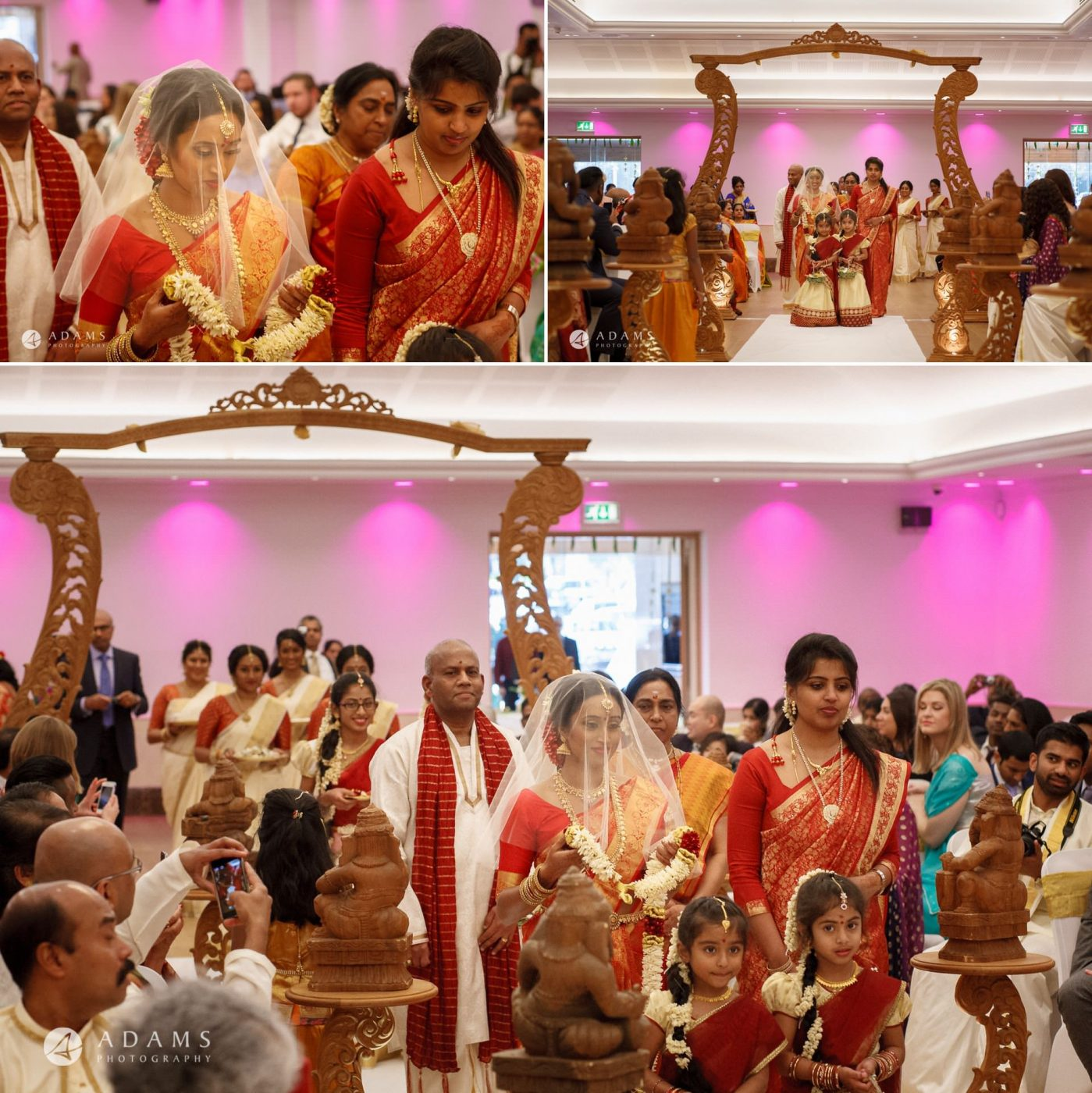 Oshwal Centre Wedding Photos   Twa + Len 24