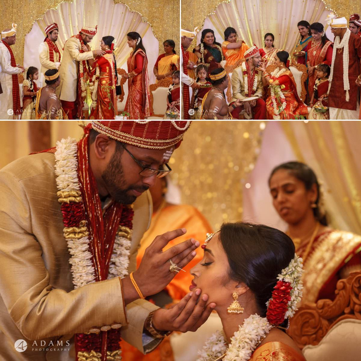 Oshwal Centre Wedding Photos | Twa + Len 29