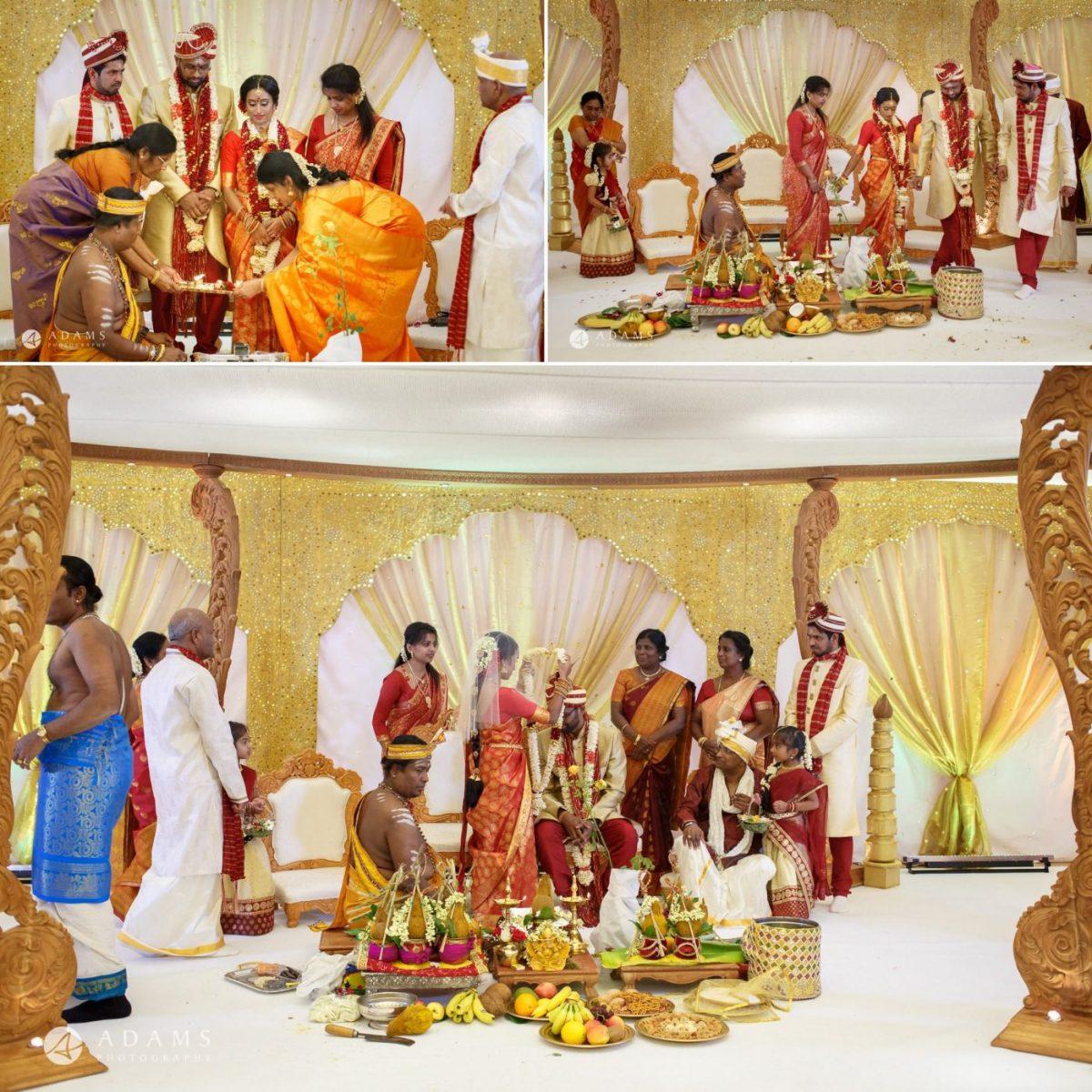 Oshwal Centre Wedding Photos   Twa + Len 34