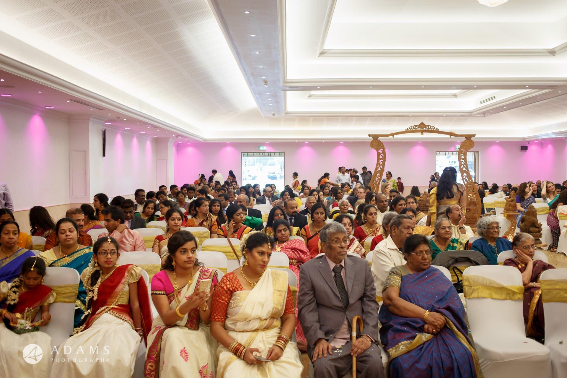 Oshwal Centre Wedding Photos   Twa + Len 35